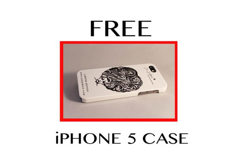free iPhone 5 case